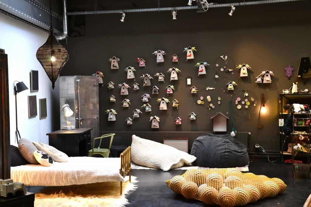 Deco Avec Sol Noir - Amazing Home Ideas - freetattoosdesign.us