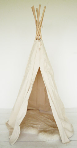 tipi indien pour enfant. Black Bedroom Furniture Sets. Home Design Ideas
