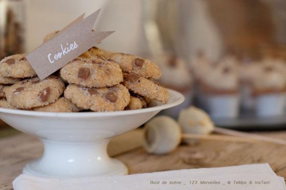 Cookies Beurre de cacahuète pralinoise 123 merveilles