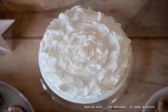 wedding cake à froufrous 123 merveilles