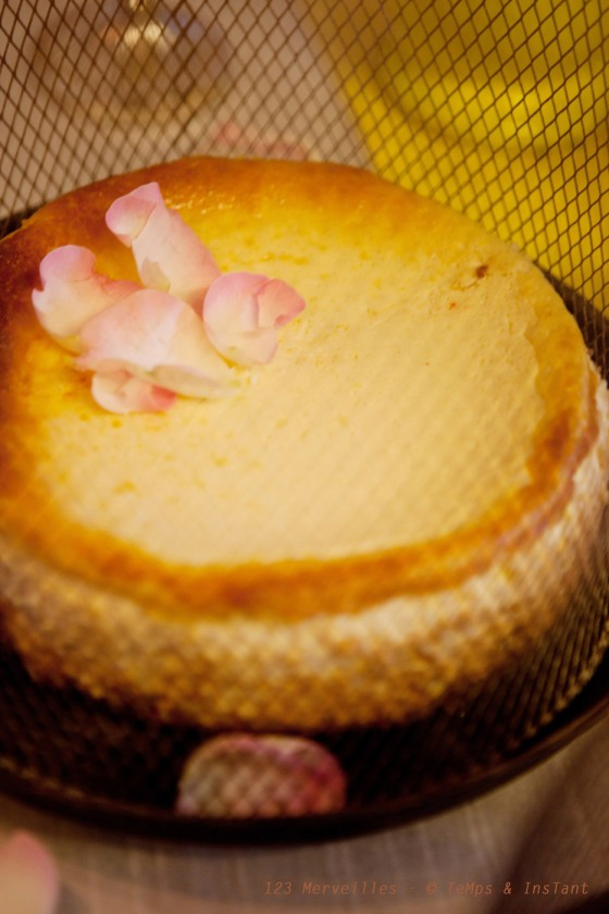 Cheesecake 123 merveilles