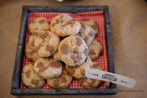 Cookies du Far West