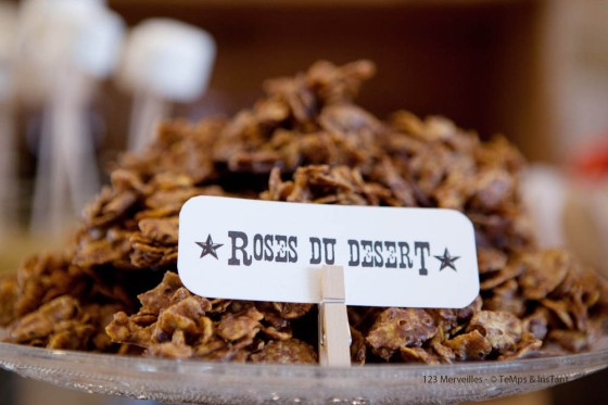 Roses des sables du Far West