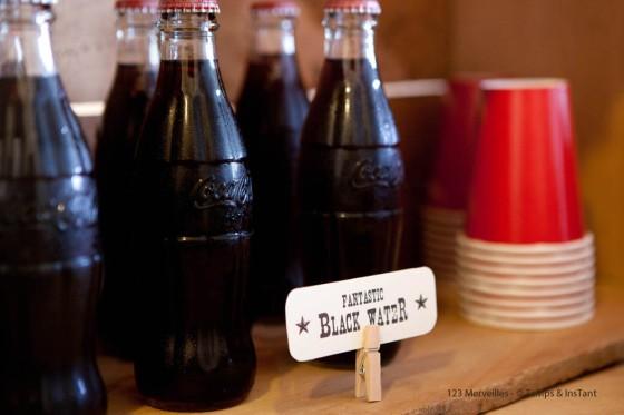 Coca cola des cowboys