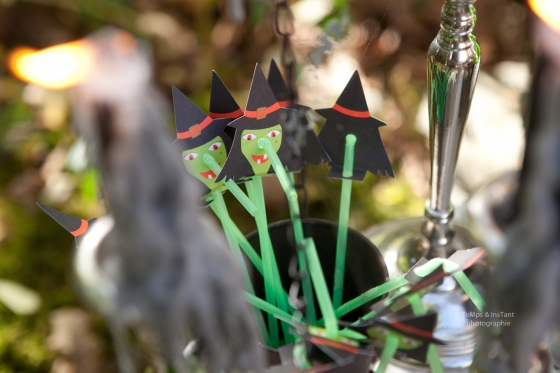 Pailles Sorcières Meri Meri Halloween 123 Merveilles