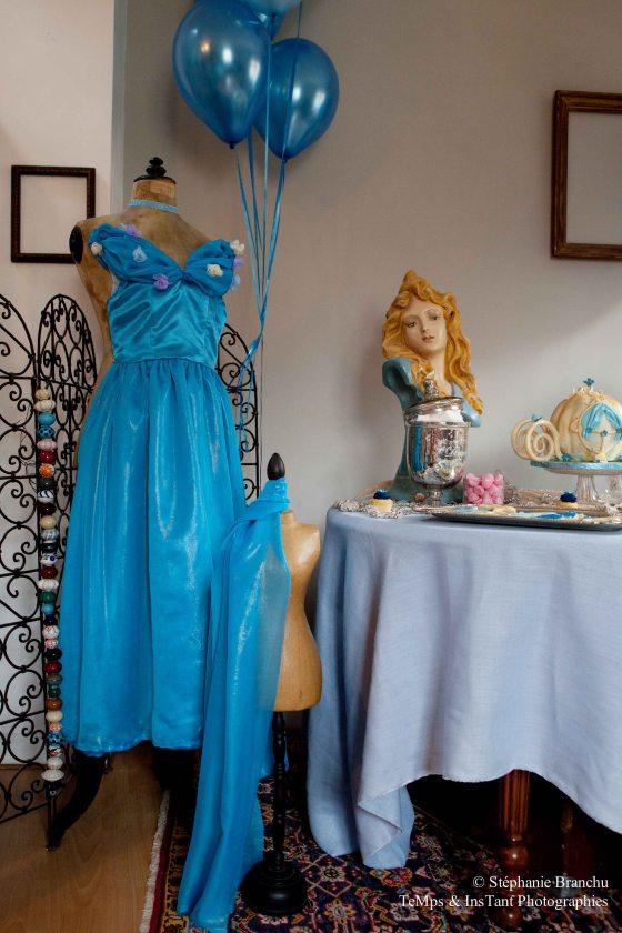 Sweet table Cendrillon 123 Merveilles